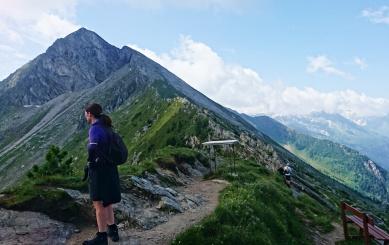 Vejen til Graukogel lille.JPG