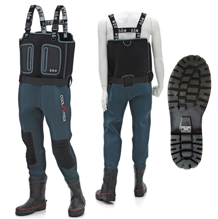 DAM Cool Water Neopren Waders