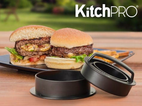 KitchPro® Hamburgerpresser