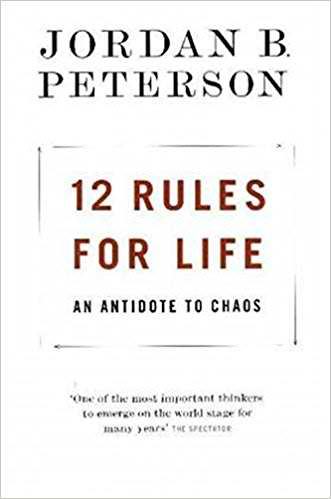 12 Rules for Life - An Antidote to Chaos af Mr Jordan B. Peterson