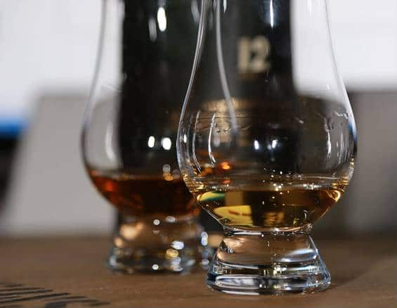 Whisky smagning