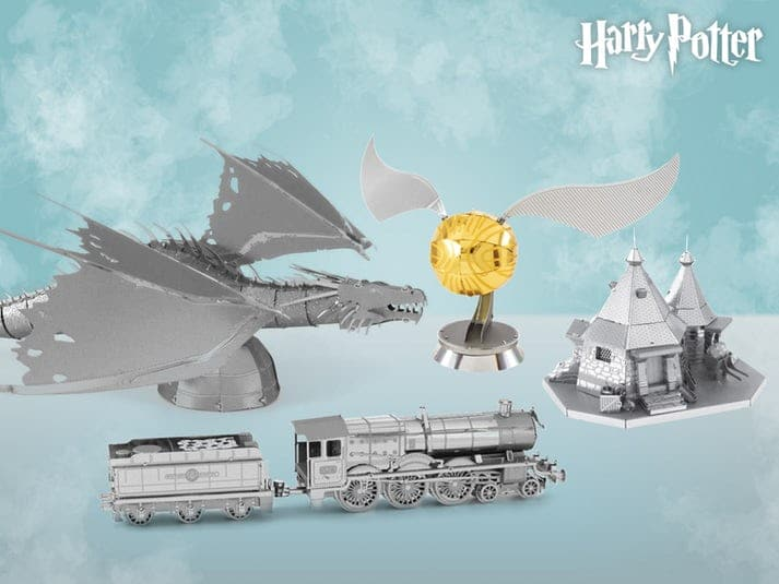 Harry Potter Metal Models