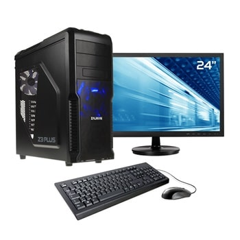 Komplet Pakke Gaming PC