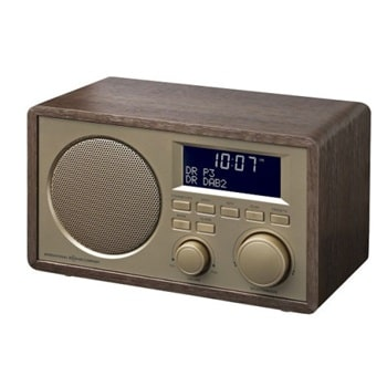 IRC IRK1440 DAB+ Radio Wood