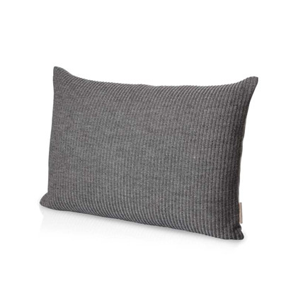 FRITZ HANSEN OBJECTS AIAYU PILLOW ANTHRACITE