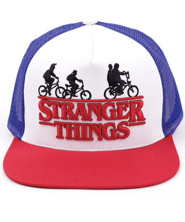 Stranger things cap/kasket