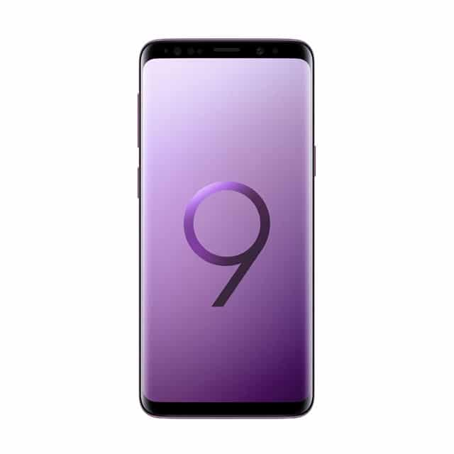 Samsung Galaxy S9 - Lilac Purple