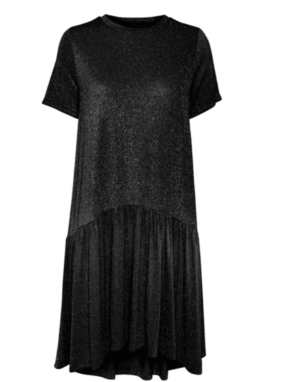 Ichi - Kjole - IX Luna Dress - Black