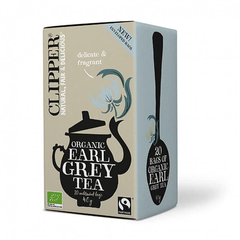 Earl Grey te - Clipper