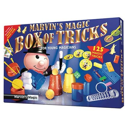 Marvin's Magic Box of Tricks tryllesæt