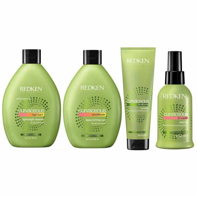 Redken Curvaceous Kit - Curly Hair
