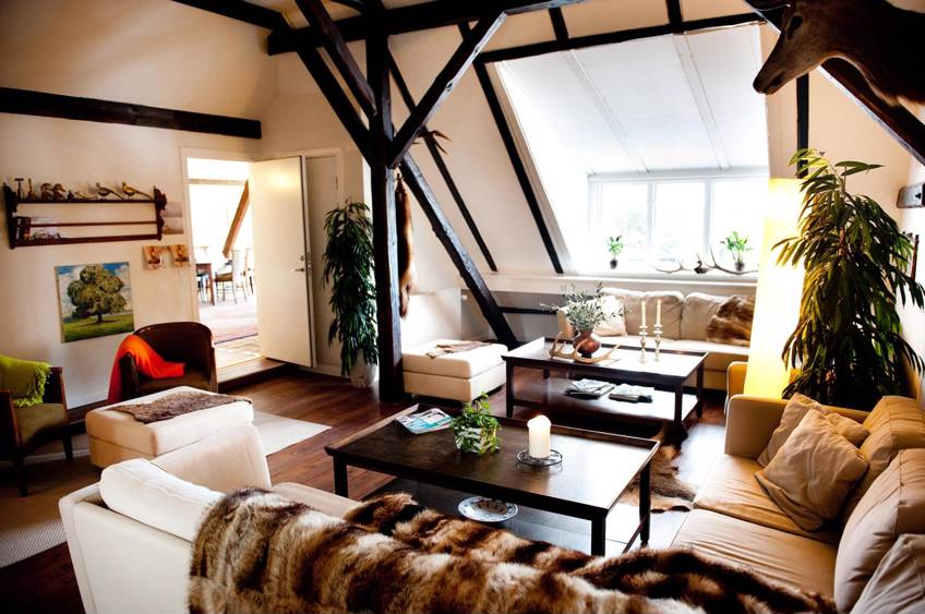 Romantisk ophold på Benniksgaard Hotel