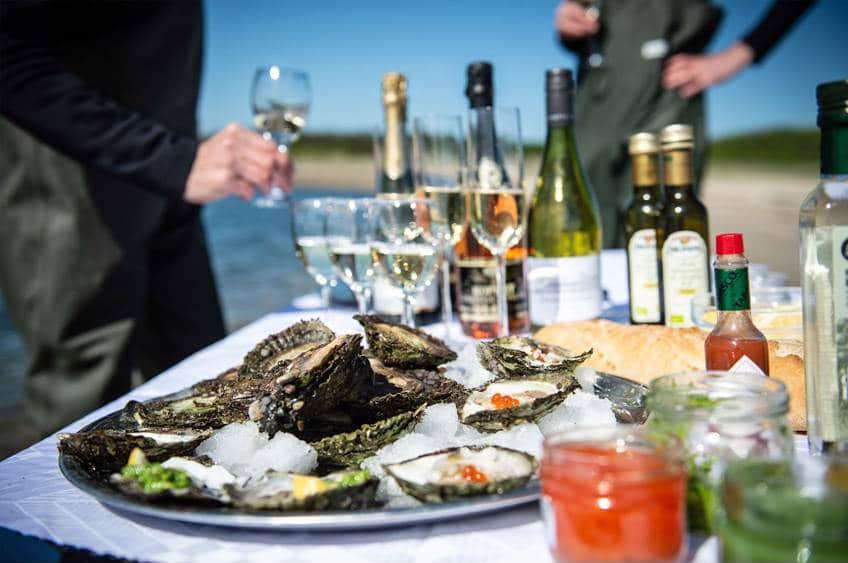Seafoodsafari med Jyllandsakvariet