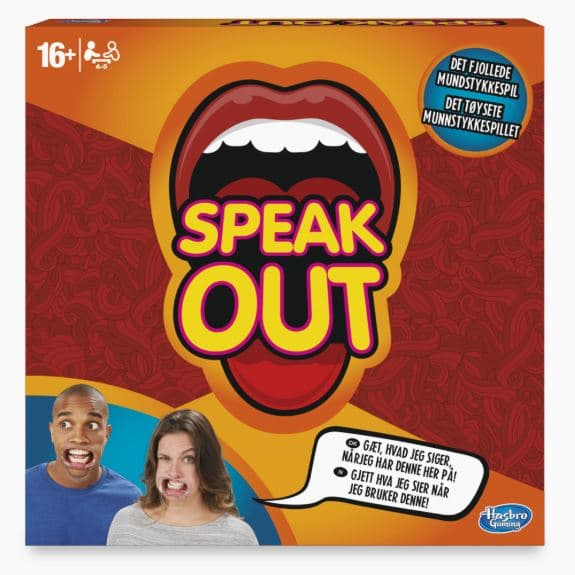 Speak out refresh
