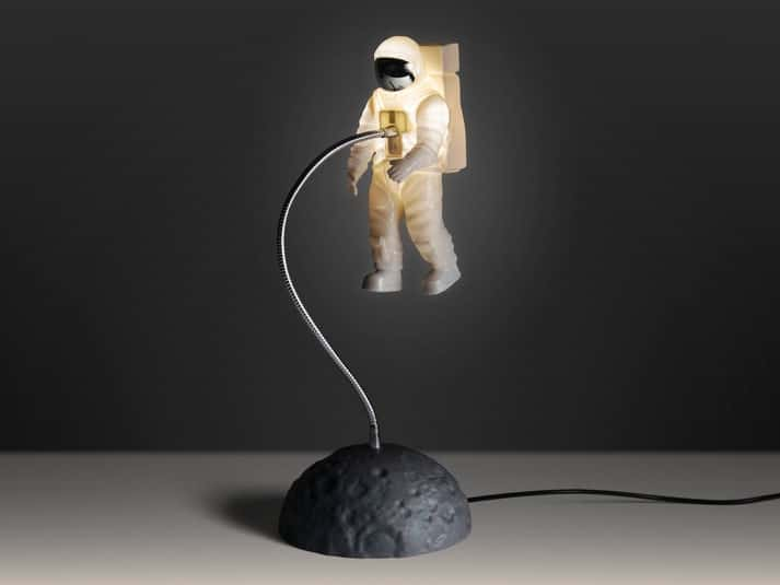 Astronaut Lampe