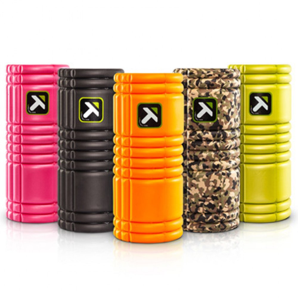 THE GRID FOAMROLLER (30 X 14 CM)