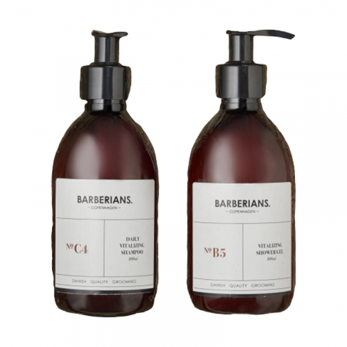 Barberians Cph Soap Me Up Set