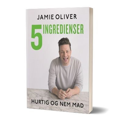 5 Ingredienser - Hurtig Og Nem Mad - Jamie Oliver